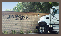 Jason's Hauling Inc.
